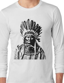 GERONIMO-3 Long Sleeve T-Shirt