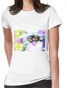 fuRby Womens Fitted T-Shirt