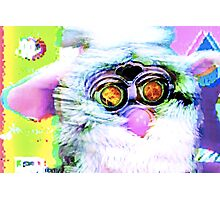 fuRby Photographic Print