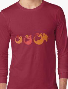 Fire Family Long Sleeve T-Shirt