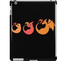 Fire Family iPad Case/Skin