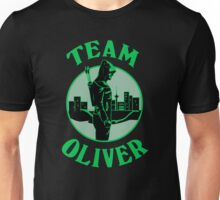 Team Oliver. Oliver Queen. Unisex T-Shirt