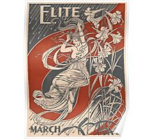 Artist Posters Elite for March 0387 Poster