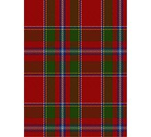00231 Perthshire or Drummond of Perth District Tartan Photographic Print
