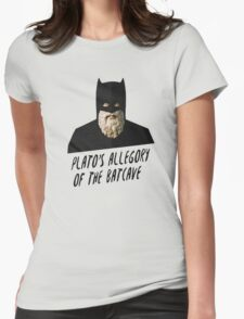 Plato's Allegory of the Batcave T-Shirt