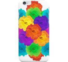 Flowers Collage Ornament iPhone Case/Skin