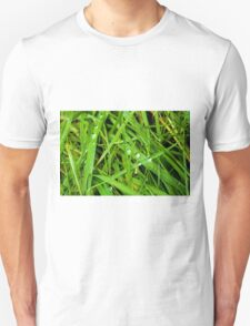 Winter Grass Unisex T-Shirt