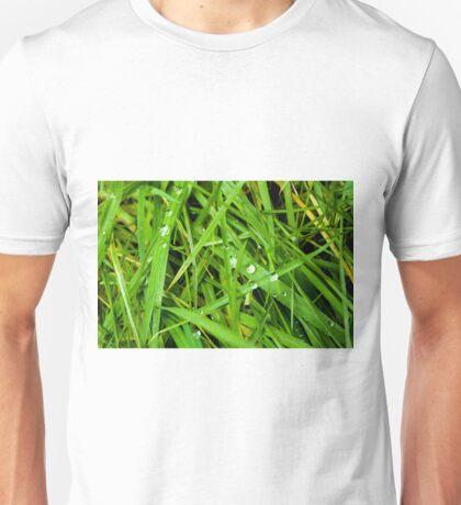 Winter Grass Unisex T-Shirt