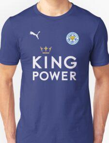 LEICESTER CITY FC CHAMPIONS premier league T-Shirt