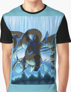Earthbound Immortal Dark Lugia remake2016 Graphic T-Shirt