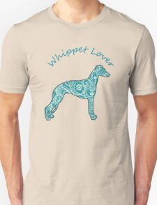 Whippet Lover Unisex T-Shirt