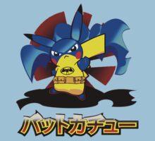Pokemon Bat Pikachu Baby Tee