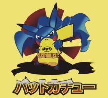Pokemon Bat Pikachu Kids Tee