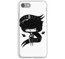 EMO- Lonely Boy iPhone Case/Skin