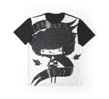 EMO- Lonely Boy Graphic T-Shirt