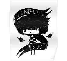 EMO- Lonely Boy Poster
