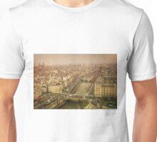 Paris Cityscape Unisex T-Shirt