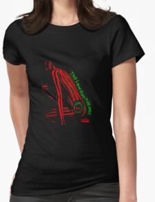 The Low End Theory Womens Fitted T-Shirt