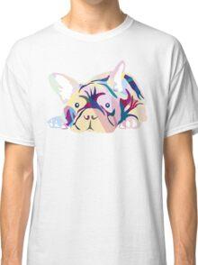Frenchie Pink French Bulldog Classic T-Shirt