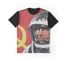 GAGARIN (CCCP) Graphic T-Shirt