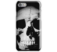 Skull photo realistic iPhone Case/Skin