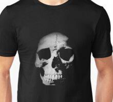 Skull photo realistic Unisex T-Shirt