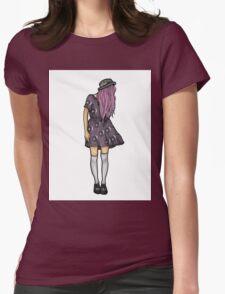 Fair Hipster Girl T-Shirt