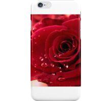 öl gemälde von einer Rose  iPhone Case/Skin