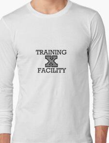 Weapon X Training Facility Long Sleeve T-Shirt