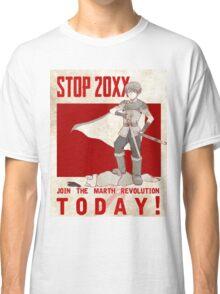 Marth Propaganda Poster Classic T-Shirt