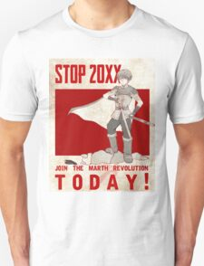 Marth Propaganda Poster Unisex T-Shirt