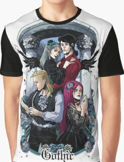 EMO- Gothic Family Graphic T-Shirt