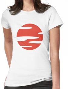 Samurai Champloo- Sunset Womens Fitted T-Shirt