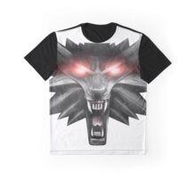 Wolf Witcher Graphic T-Shirt