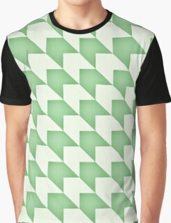 Green Spine Graphic T-Shirt