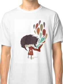 EMO- Peacock Feather Eyes Classic T-Shirt