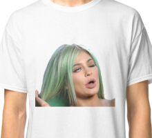King Kylie Hair Flip Eye Roll Classic T-Shirt