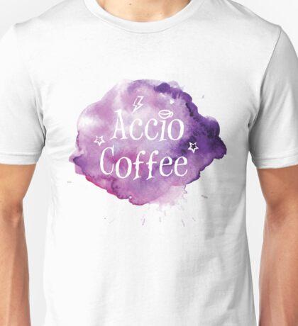 Accio Coffee Unisex T-Shirt