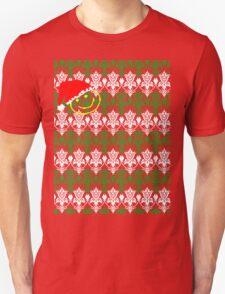 Christmas at 8-Bit 221B Unisex T-Shirt