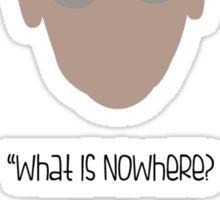 Gotham, Nygma, Quote Sticker