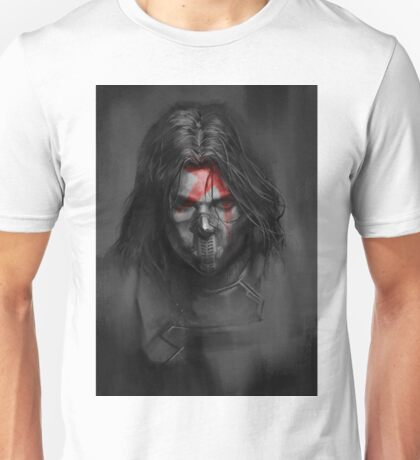 Winter Soldier,Bucky Unisex T-Shirt