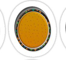 cookie  patchwork  Sticker