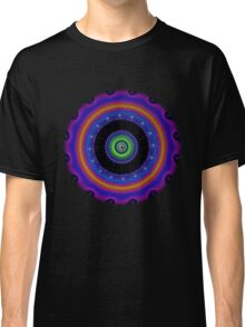 Fractal - Psychedelic Mathematics of the Infinite! Classic T-Shirt