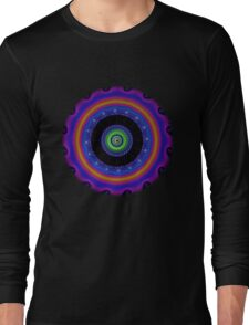 Fractal - Psychedelic Mathematics of the Infinite! Long Sleeve T-Shirt