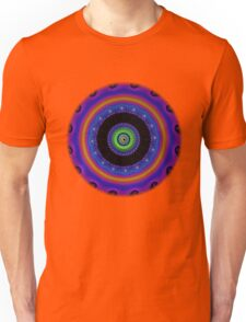 Fractal - Psychedelic Mathematics of the Infinite! Unisex T-Shirt