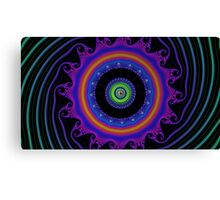 Fractal - Psychedelic Mathematics of the Infinite! Canvas Print