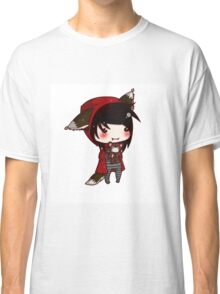 EMO- Red Riding Hood and The Wolf Pack Classic T-Shirt