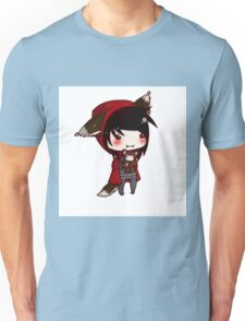 EMO- Red Riding Hood and The Wolf Pack Unisex T-Shirt