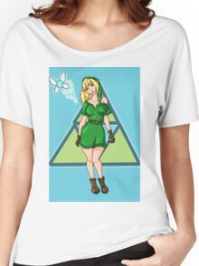 Lady Link Women's Relaxed Fit T-Shirt