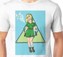 Lady Link Unisex T-Shirt